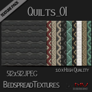 Texture Pack  Quilts_01