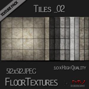 Texture Pack  Tiles_02