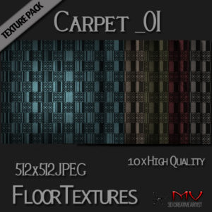 Texture Pack  Carpet_01